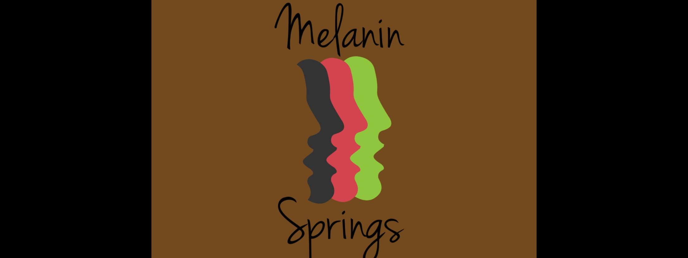 Melanin Springs logo